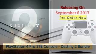 PlayStation 4 Pro Console 3 items Bundle – VR Gear Review