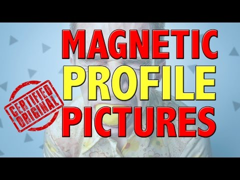 Magnetic Profile Pictures - SECRET SAUCE FOR ONLINE DATING -