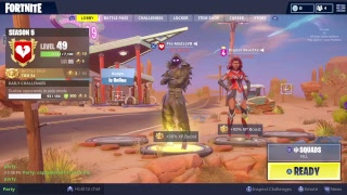 Fortnite -_-PLAYGROUNDMINIGAME-_- 300 SUBS GIVEAWAY *LIVESTREAM*