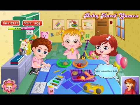 Baby Hazel Game Movie - Baby Hazel In Preschool - Kids Games