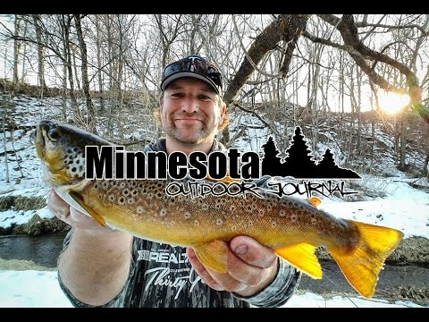 Minnesota Trout Fishing