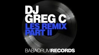 DJ GREG C - COLOR SOUND LOIC D REMIX