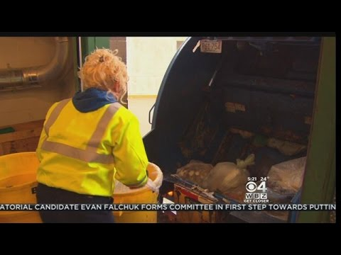Robi On The Road: 'The Trash Lady' Part Of Groundbreaking Waste Removal Family