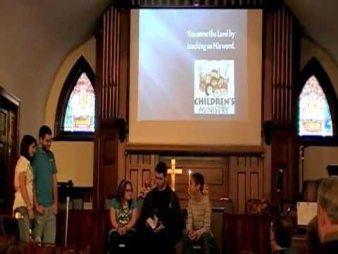 Pastor appreciation skit chris tomlin s quot i will follow quot youtube