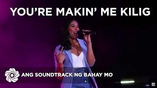 Shawntel -  You're Makin' Me Kilig | Ang Soundtrack ng Bahay Mo