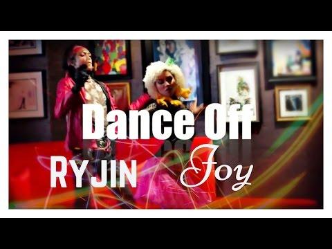 Dance Off! Joy and Ryjin @Hotel Vagabond Singapore