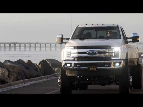 lifted ford f450 dually. meet the $125,000 truck