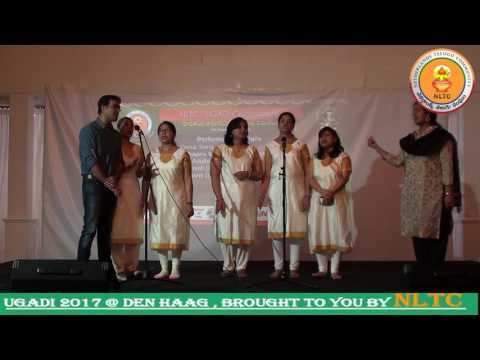 [NLTC] Ugadi 2017 Bhajans and Semi Classical Songs by Srishti Dance