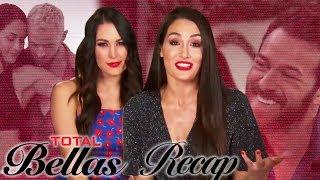 Nikki's Flirty Dinner With Artem & A Skeptical Brie | Total Bellas Recap (S4 E3)