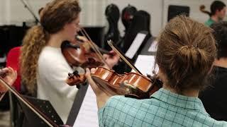 A Somber Sea - Barak Arbel (Orchestral piece)