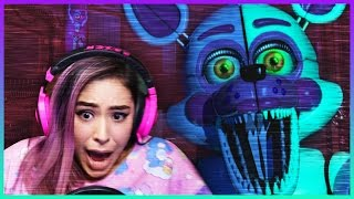 foxy s scary return fnaf sister location   ep 2 night 3