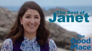 The Good Place: The Best of Janet (Season One)