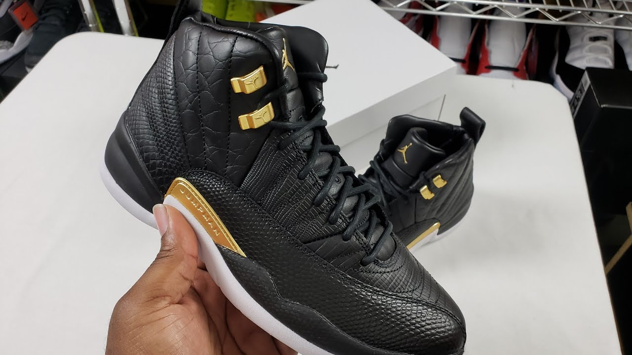 db07b8e4b39 IN HAND LOOK: AIR JORDAN 12