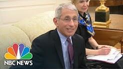 Fauci: New Drug Remdesivir Cuts Down Coronavirus Recovery Time   NBC Nightly News