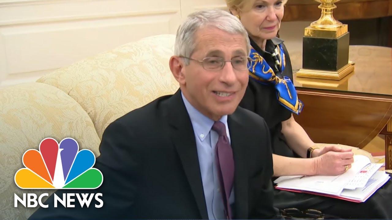 Fauci: New Drug Remdesivir Cuts Down Coronavirus Recovery Time | NBC Nightly News