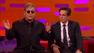 The Graham Norton Show S18E18 Part 3/3 Ben Stiller, Sir Elton John Owen Wilson, Penelope Cruz, et al