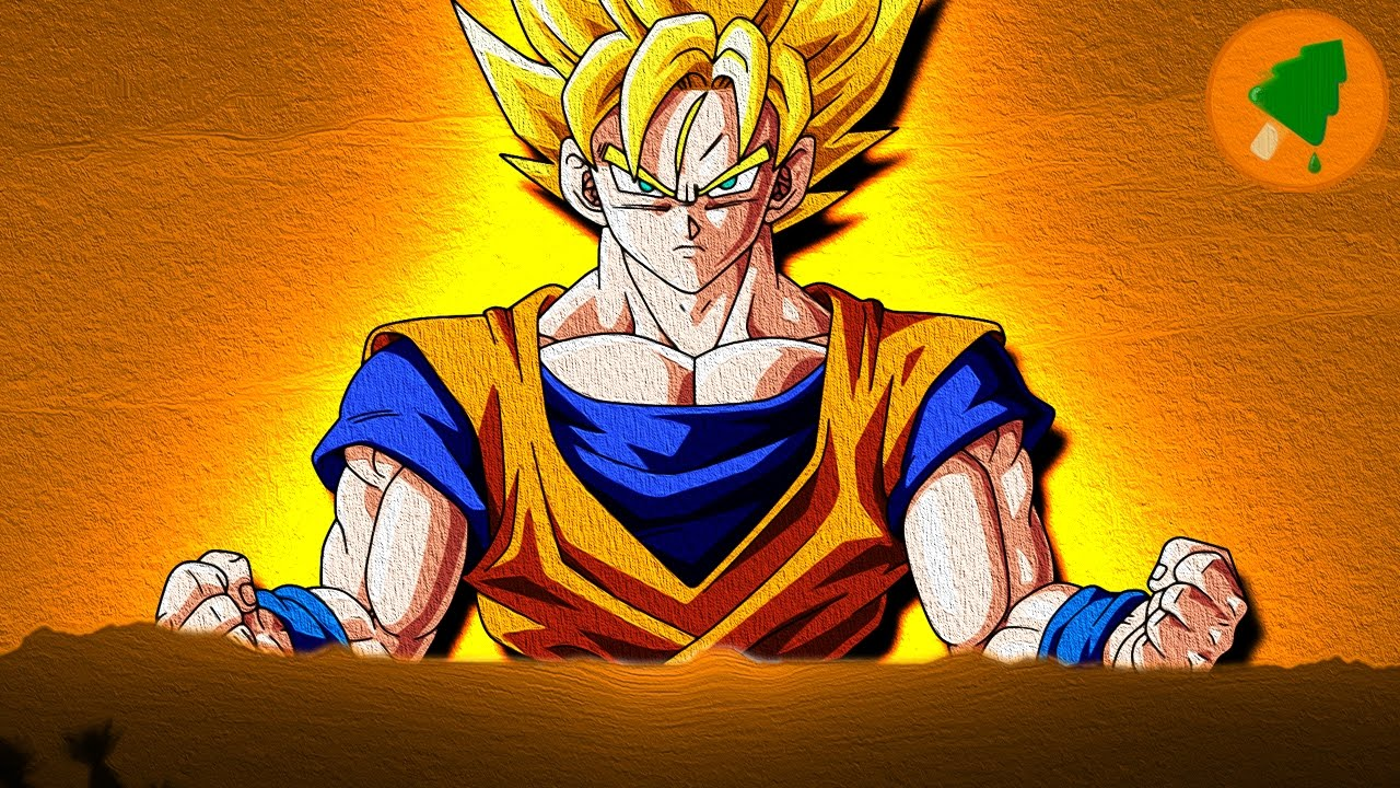 Photo collection dragon ball z goku for Chambre dragon ball z