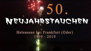50. NEUJAHRSTAUCHEN AM HELENESEE 2019