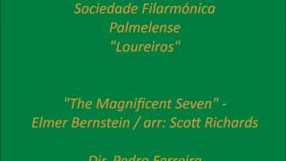 """The Magnificent Seven"" Elmer Bernstein, arr. Scott Richards"