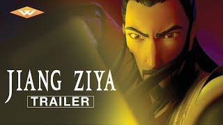 JIANG ZIYA (2021) Official English Dub Trailer   Epic Fantasy Action