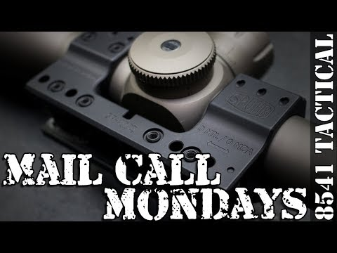 Mail Call Mondays Season 6 #35 - AR Scope Mounts, Short Barrel Competition Rifles and Brass Trimmers