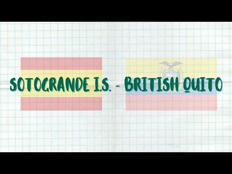 3rd ROUND SOTOGRANDE I.S. vs BRITISH SCHOOL QUITO