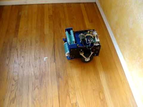 Man Made Machines, LLC: Floor Cleaning Robot with area mapping