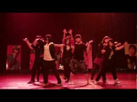 110731 Super Junior Shake it up dance cover