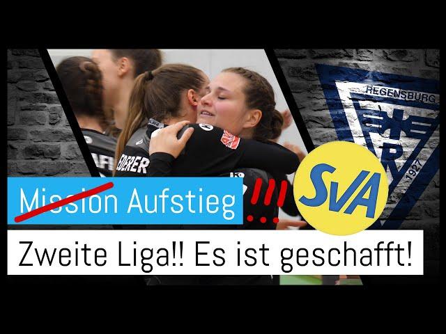 AUFSTIEG!!! - Bunker Ladies machen im Heimspiel gegen Allensbach alles klar