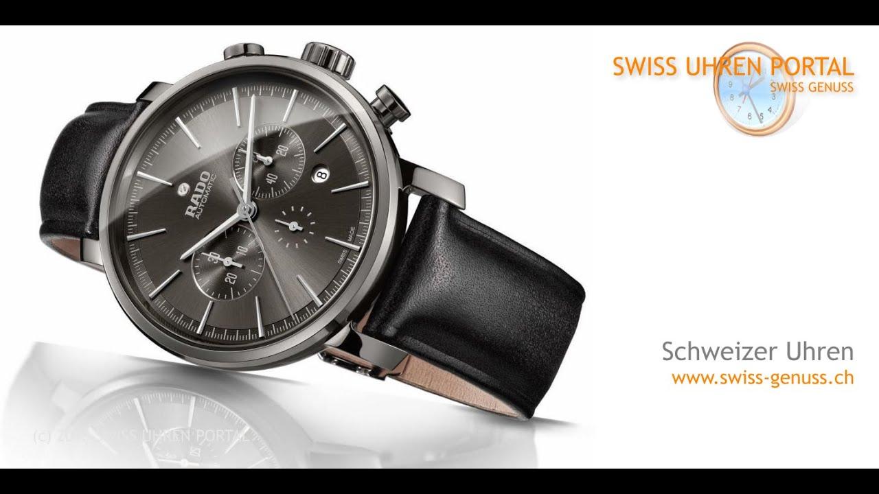 Swiss Uhren Portal - Rado