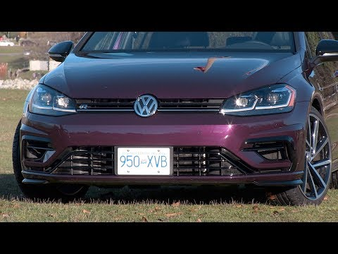 2018 VW Golf R Review--THIS OR GTI?