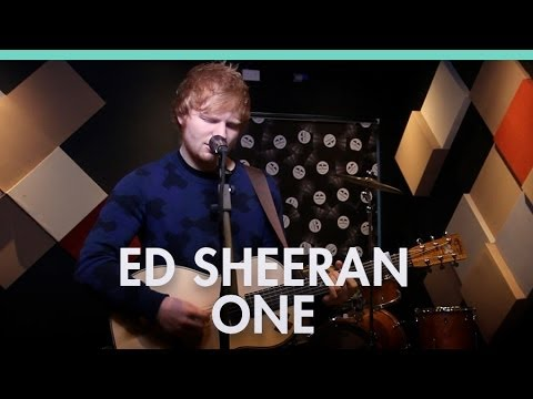 Ed Sheeran 'One' Digital Spy Live Session