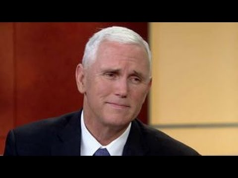 Pence: We sense this movement to really restore this country
