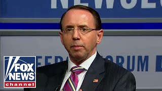 What role has Rosenstein played in decision to declassify?