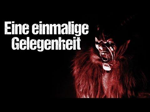 Eine einmalige Gelegenheit – German Creepypasta (Grusel, Horror, Hörbuch) Deutsch