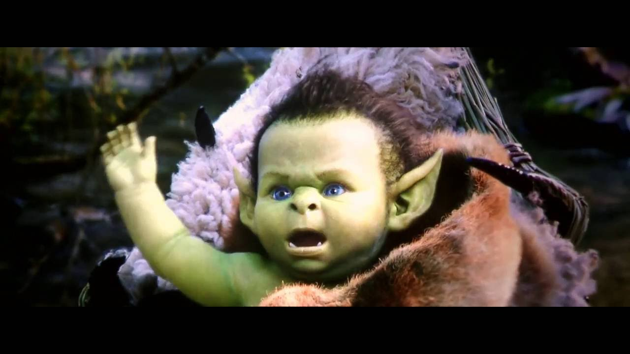 Baby Thrall Warcraft Youtube