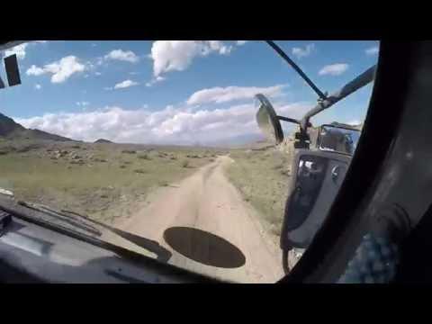 Camping Travel in Bayan-Ulgii, Mongolia - Day 2