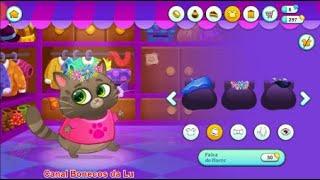 Trasformei o BUBBU numa gatinha linda!!! - My Virtual Pet Gameplay (parte 10)