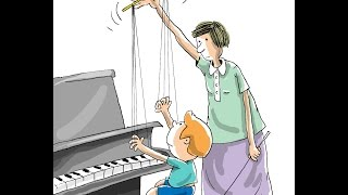 How 'traditional' piano lessons cripple our children