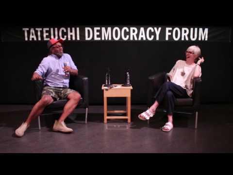 Arthur Jafa and Helen Molesworth in Conversation