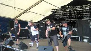 New Born Hate @ Eisenwahn 2010 (Violence Is The Only Answer)
