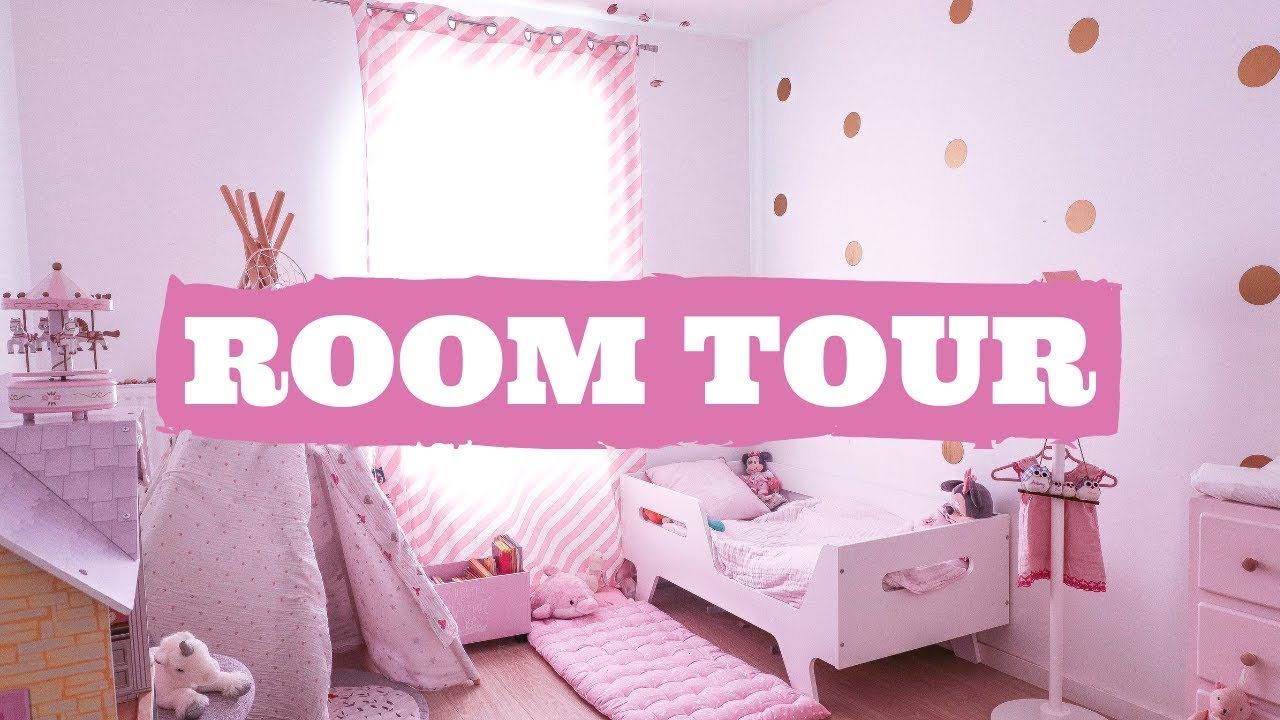ROOM TOUR BABY GIRL !  - ALLO MAMAN