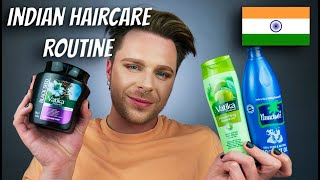 INDIAN HAIRCARE PRODUCTS Indian Beauty Secrets Hair Oil and Routine Affordable Indian Hair Care