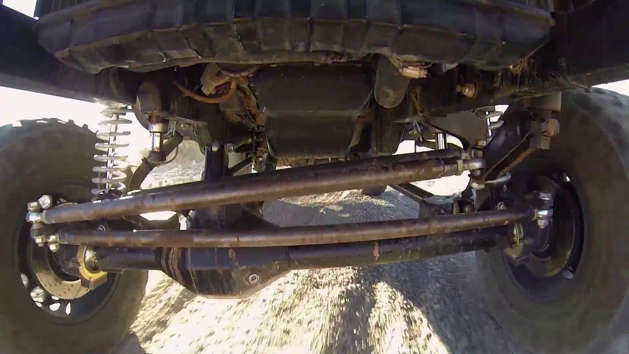 Toyota Link Suspension Systems | 4Wheel Underground