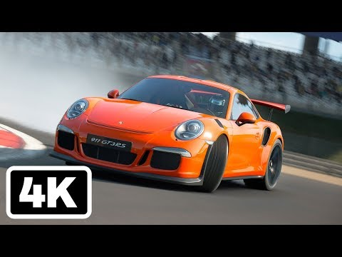 Gran Turismo Sport: Campaign Walkthrough With Polyphony Digital (4K 60fps)