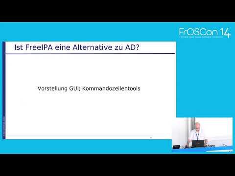 2019 - Ist FreeIPA Eine Alternative Zur Active Directory?