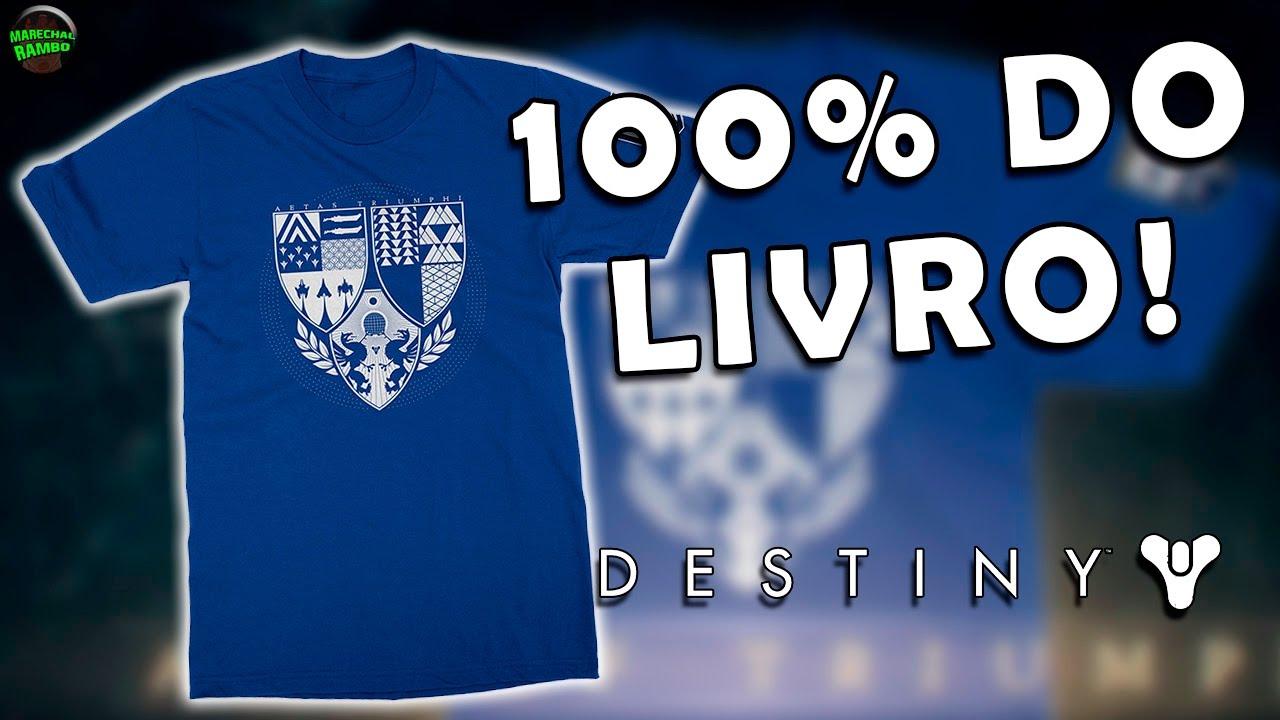 Destiny - 100% do Livro! Live ao Vivo!