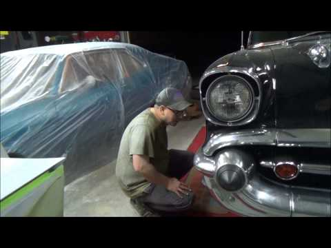 SYF: 1957 Chevy brakes and lowering..