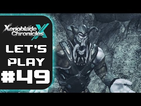Xenoblade Chronicles X: Episode 49 - Accident Prone