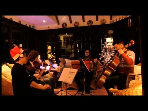 White Christmas - string quartet version
